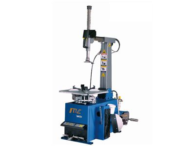 TC960 Automatic Tilt Back Post Tyre Changer