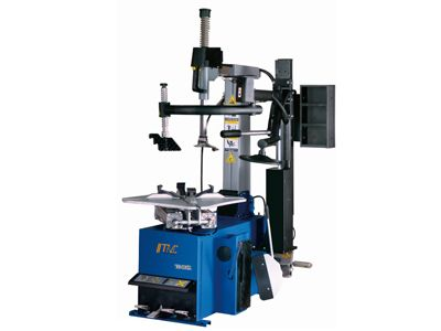 TC960R Automatic Tilt Back Post Tyre Changer with Right Helper