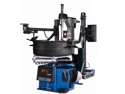TC970IT Automatic Tyre Changer with Two Helpers