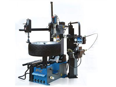 TC970L Pneumatic Tyre Changer with Centering Device