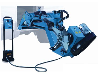 TC990C Mobile Truck Tyre Changer
