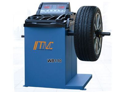 WB110  Economical Wheel Balancer