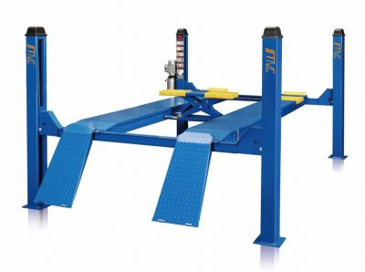 DK-50F4D 3D 4 Post Wheel Alignment Lift