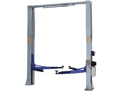 DK-250W 5 Ton Manual Release Garage Lifts for Sale
